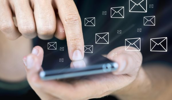 Email Marketing y SMS marketing