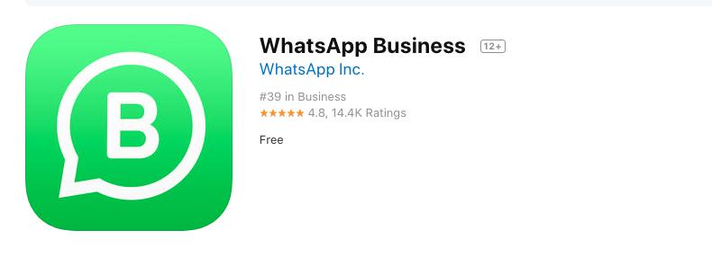 WhatsApp Marketing descarga aplicacion market