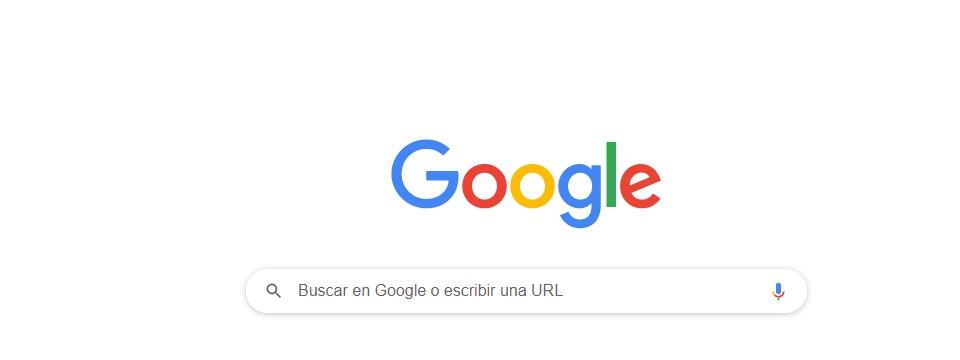 FLoC pantallazo logo google